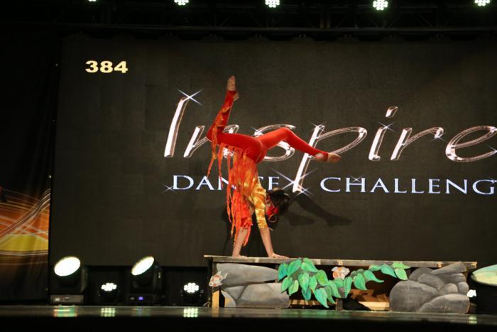 Jonathan - Amazonia Handstand